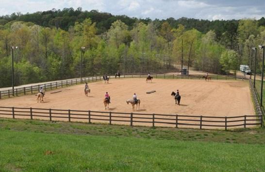 Grove River Ranch Equestrian Center Amp Retreatgrove River